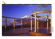 Mount Fuji In Autumn Carry-all Pouch