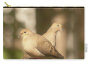 Mourning Dove Carry-all Pouch