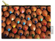 Multicolored Pencils  Carry-all Pouch