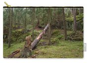 Old Forest In Kauppi Tampere Carry-all Pouch