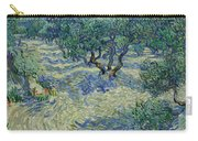 Olive Orchard Carry-all Pouch