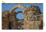 Paphos Archaeological Park - Cyprus Carry-all Pouch