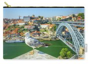 Porto Skyline Seagull Carry-all Pouch