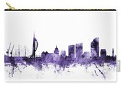 Portsmouth England Skyline Carry-all Pouch
