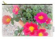 Purslane Carry-all Pouch