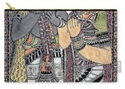 Radha Krishna Color Carry-all Pouch