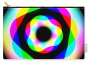Rainbow Waves Carry-all Pouch
