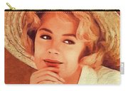 Sandra Dee, Vintage Actress Carry-all Pouch