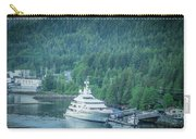 Scenery Around Alaskan Town Of Ketchikan Carry-all Pouch