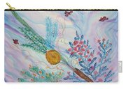 Sukkot-the Lulav Carry-all Pouch