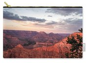 Sunset At Yaki Point 3 Carry-all Pouch