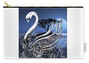 Swan Art. Carry-all Pouch