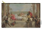 The Banquet Of Cleopatra Carry-all Pouch