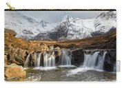 The Fairy Pools, Isle Of Skye Carry-all Pouch
