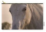 The Horse Portrait Carry-all Pouch