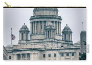 The Rhode Island State House On Capitol Hill In Providence Carry-all Pouch