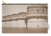5 Towers Of Lake Murray Sc Sepia Carry-all Pouch