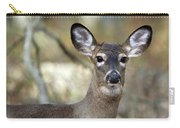 White Tailed Deer Smithtown New York Carry-all Pouch