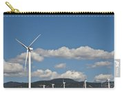 Wind Turbine Farm Carry-all Pouch