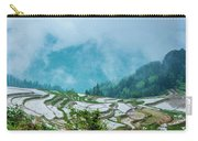 Longji Terraced Fields Scenery Carry-all Pouch