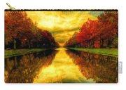 Painters Landscape Carry-all Pouch