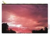 50 Shades Of Purple Carry-all Pouch
