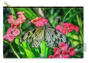 5050- Butterfly Carry-all Pouch