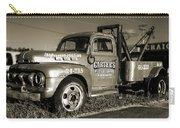 50's Wrecker Truck Carry-all Pouch