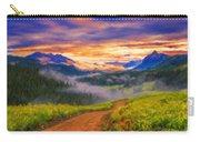 Art Landscape Carry-all Pouch