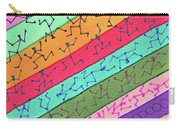 51  Stickmen  On  Colors Carry-all Pouch