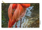 5182- Flamingo Carry-all Pouch