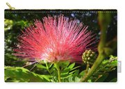 Australia - Caliandra Red Flower Carry-all Pouch