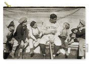 George H. Ruth (1895-1948) Carry-all Pouch