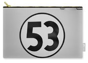 53 Herbie B W Carry-all Pouch