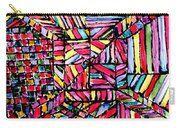 Jugglery Of Colors Carry-all Pouch