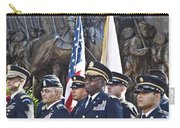 54th Regiment Bos2015_183 Carry-all Pouch