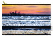 Sunset Bay Beach Carry-all Pouch