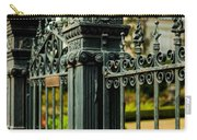 5603 St. Charles Ave Fence- Nola Carry-all Pouch