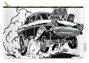 '57 Gasser Cartoon Carry-all Pouch