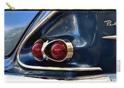 58 Bel Air Tail Light Carry-all Pouch