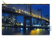 59th Street Bridge At Dusk Carry-all Pouch