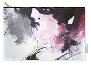 Abstract Figure Art Carry-all Pouch