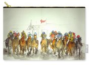 an American Pharoah born album Carry-all Pouch