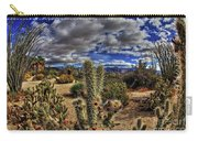 Anza-borrego Desert State Park Carry-all Pouch