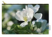 Apple Flowers Carry-all Pouch