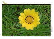 Australia - Daisy With Yellow Petals Carry-all Pouch
