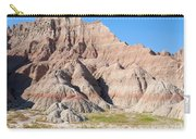 Badlands National Park South Dakota Carry-all Pouch