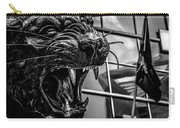 Black Panther Statue Carry-all Pouch