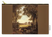 Boddington Henry John A View Of Norton Hall Henry John Boddington Carry-all Pouch