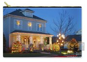 Christmas Village Carry-all Pouch